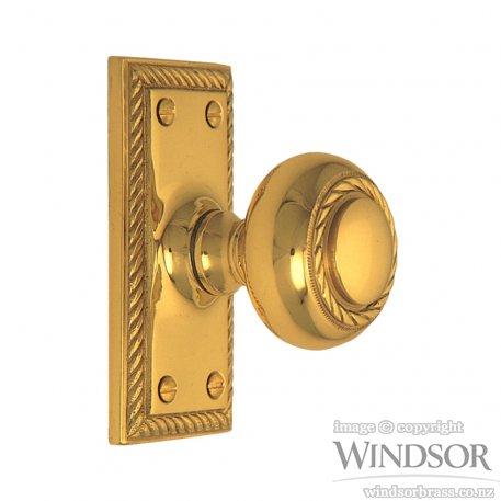 Windsor Brass Kitchen Handles
