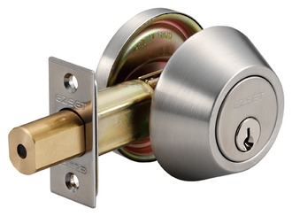 Single Cylinder Deadbolt Lock Handles Plus