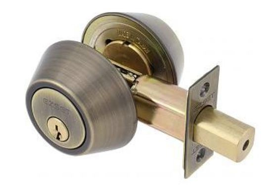 Double Cylinder Deadbolt Lock Handles Plus